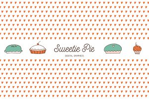 Sweetie Pie | Vector