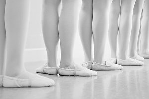 First Position - Ballerinas