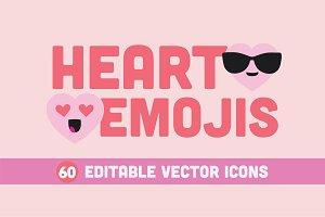 Heart Emojis