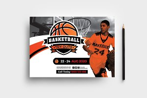 Basketball Flyer Templates