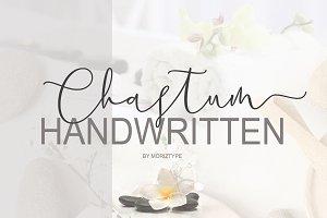 Chastum Script