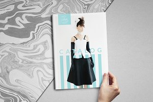 Lookbook Fashion Catalog