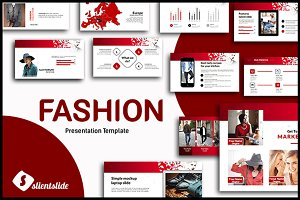 Fashion Keynote Template