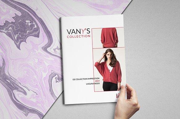 Lookbook Fashion Catalog