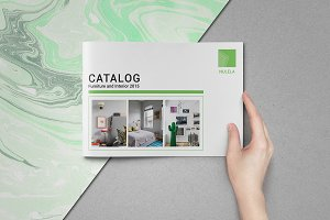 Interior Product Catalogs/Brochure