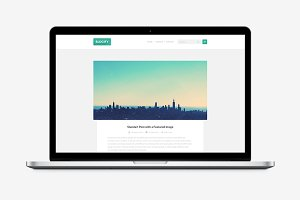 Blogify HTML Template