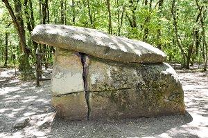 Big Shapsug dolmen