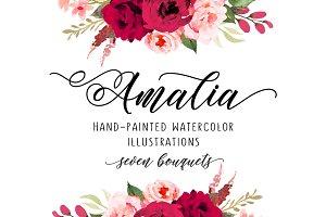 Amalia - roses bouquets