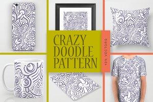 "Vector Set: ""Crazy Doodle Lines"""