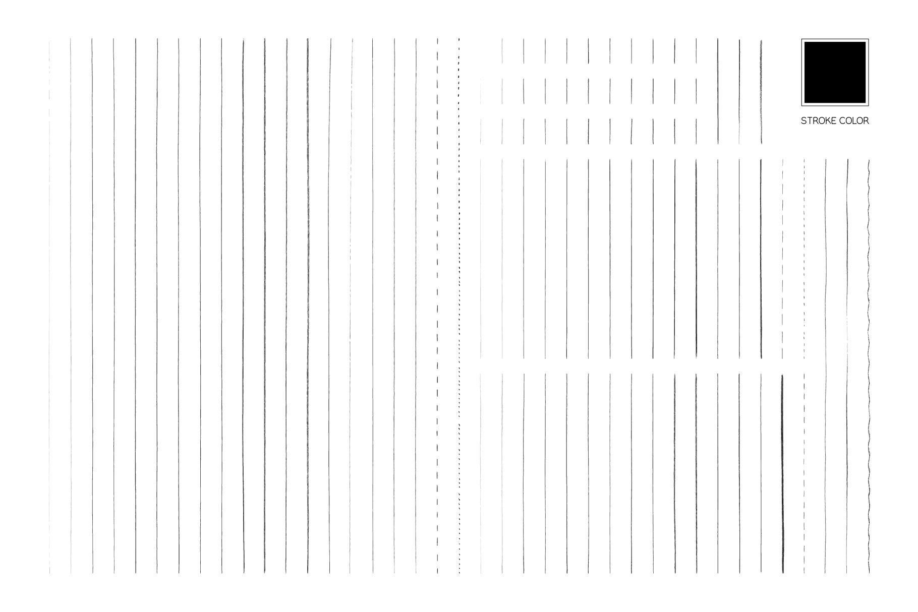 Кисти – Реалистичный карандаш