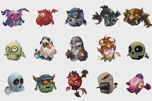 Micro Monster & Heroes Mega Bundle