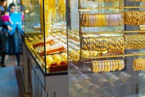 Jewelry bracelet Tehran Grand Bazaar