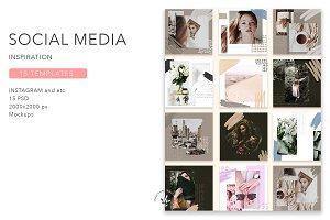 Inspiration - Social Media