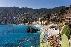 Monterosso del Mare Beach