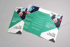 Insurance Tri-Fold Brochure