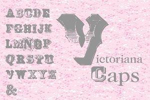 Victoriana Caps