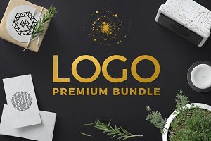 Logo Premium Bundle 50%OFF