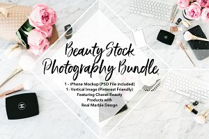 Beauty Styled Stock Photography