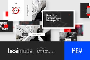 Besimuda Keynote Template