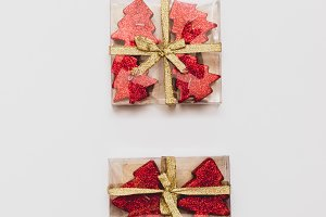 red holiday gifts