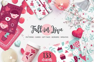 Fall in Love Kit