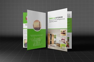 Interior Bifold Brochure