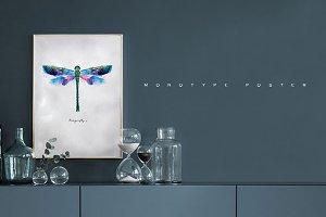 Monotype Poster