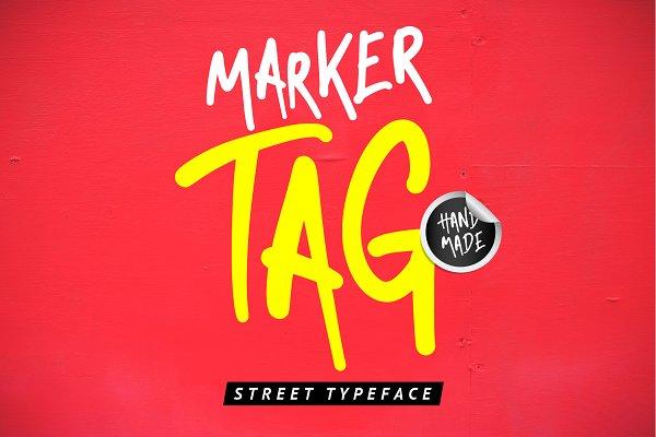 Cool Urban Graffiti Font