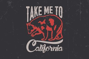 Take me to California