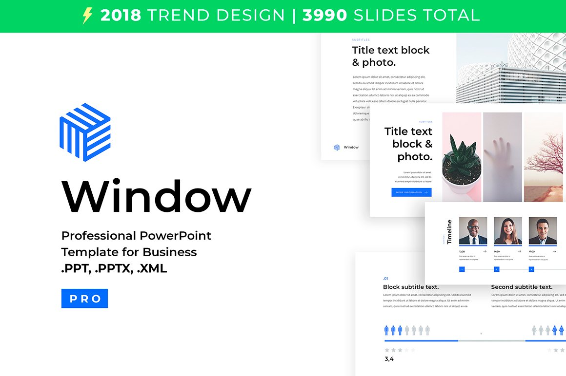 Business powerpoint template 2018 presentation templates business powerpoint template 2018 presentation templates creative market wajeb Choice Image