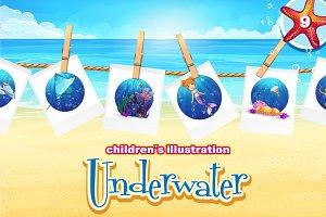 Underwater set's