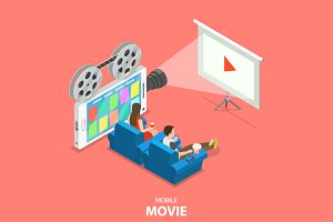 Mobile movie