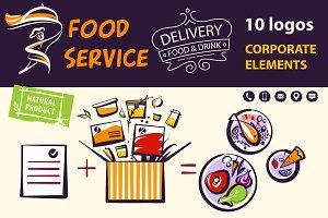 Food service set
