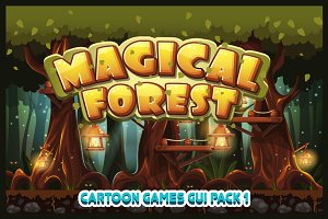 Magical Forest GUI