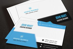 Creative Business Card v.14