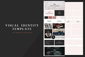Visual Identity Template