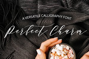30off Perfect Charm | Elegant Script