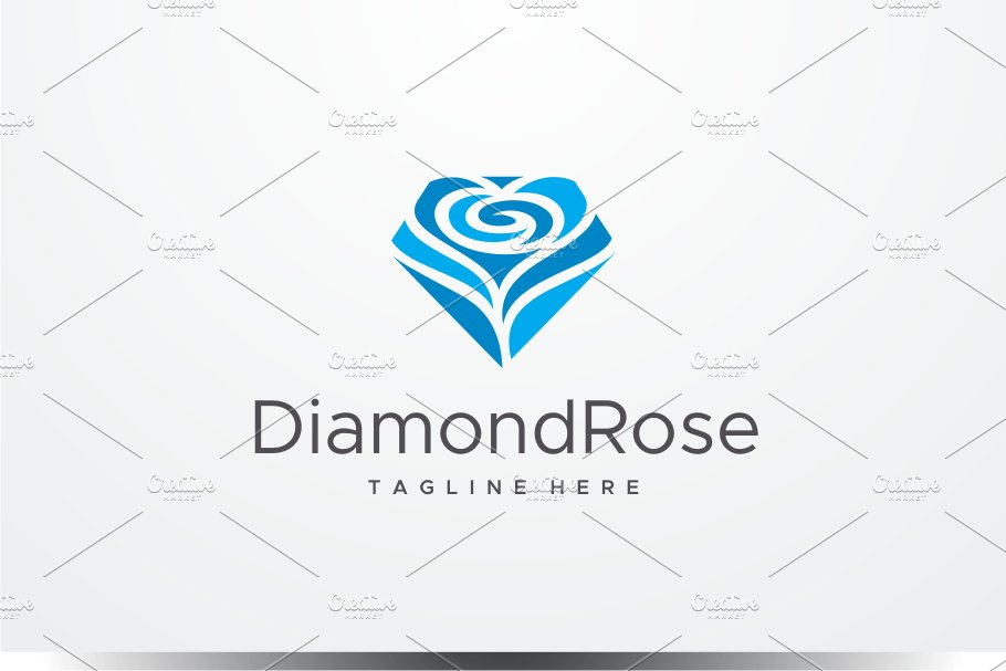 dl diamond logo