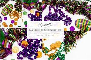 Mardi Gras Stock Photo Bundle