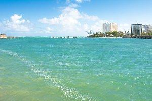 Wave, Lagoon, & Tropics in San Juan