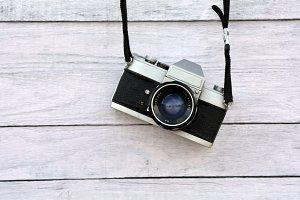 Vingate Camera Hanged on Wall