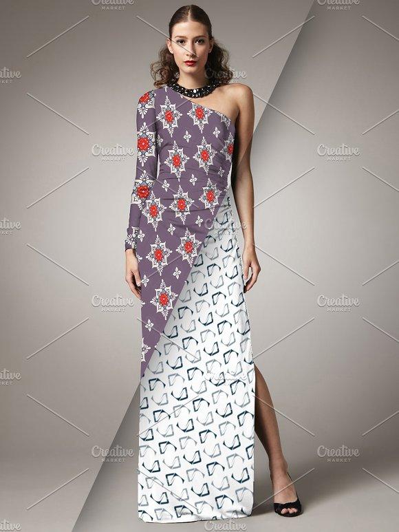 Women's Dress Mockup 25