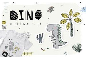 DINO. Design set.