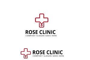 ROSE CLINIC logo