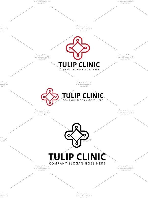 TULIP CLINIC Logo