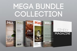 (Special 80% off)Big Bundle Magazine