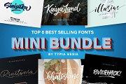 Mini Font Bundle - Typia Nesia