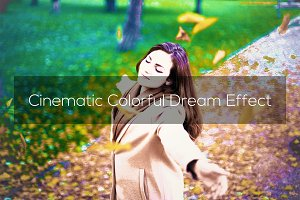 Cinematic Colorful Dream Effect
