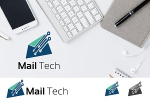 Mail Message Envelope Connect logo