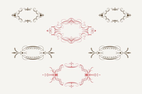 Decorative Frames N°1